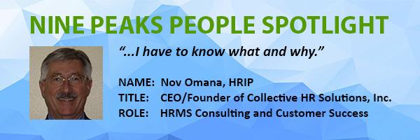Nine Peaks Solutions | Nov Omana