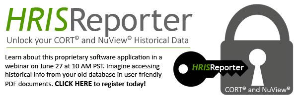 HRISReporter Webinar – June 27